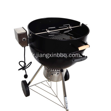 BBQ Grill Accessoires Pièces Kamado Rotisserie