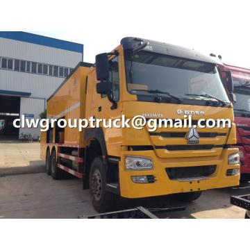 SINOTRUCK HOWO 6 X 4 Slurry Seal camion