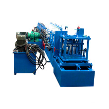 hebei z section metal stud and track roll forming machine