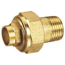 Brass Union Male Fitting (a. 0252)