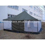 Tropical Zone Canvas Military Tent Sale with Mosqito Net