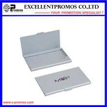 Logo personnalisé Support en aluminium pour carte à noms en aluminium (EP-CC8132)