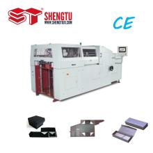 Magnet Pasting With Case Lining Machine