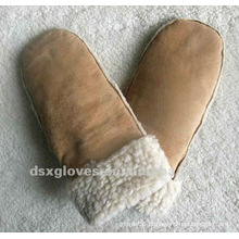 Extrem frio tempo cuff mittens