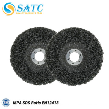 Abrasive long life and durable 120 grit flap disc for polishing