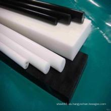 ingeniería de plástico acetal pom hoja