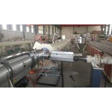 linha de máquina de extrusão de tubos