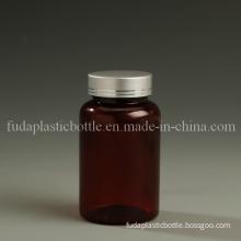 E142 250ml Pet Amber/ Brown Pills/ Capsules Bottle