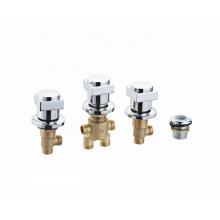 Luxury brass modern bathtub faucet bathroom mixer shower faucets taps
