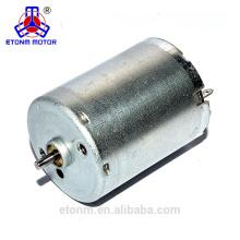 Микро DC электрическая щетка мотор для бытовой техники 3В