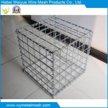 Gabion Box para jaula de piedra con malla de alambre