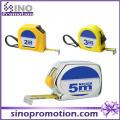 Custom Mini Cute Retractable Stainless Steel Tape Measuring