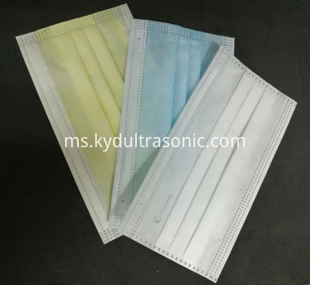 Surgical Mask Blank Machine