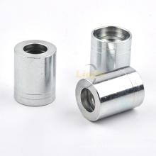 Machines de construction non recommandées Produit sur mesure Ferrule raccord de tuyau hydraulique