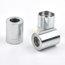 Not recommended construction machinery custom made product Ferrule hydraulic pipe fitting