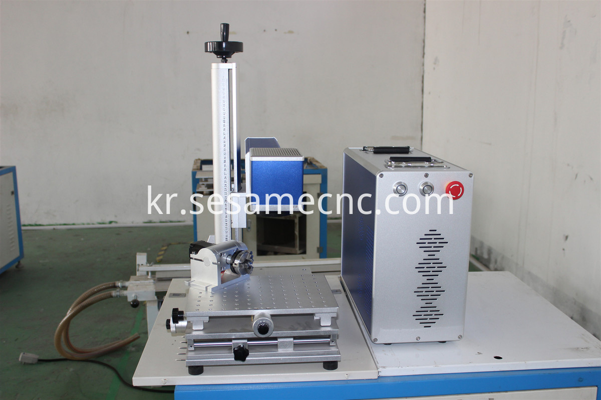 fiber laser engraving machine for jewelry