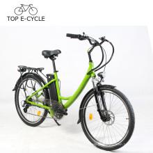 Bateria elétrica de Samsung 36V 18.2Ah da bicicleta do quadro da liga de Lovelytrip Alu para o mercado de Israel