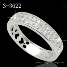 New Design Fashion Jewelry 925 Silver Ring (S-3622. JPG)