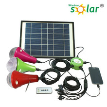 Smart led house lighting CE solar emergency light for Africa rural area