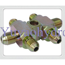 Special Hydraulic Fittings with SAE J514 Flare Tube Fittings Adapter