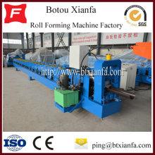 Galvanized Steel Sheet Circular Gutter Roll Forming Machine