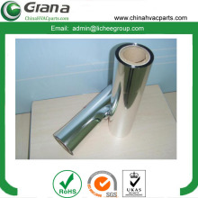 Metallized cpp film used for package bag