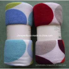Polar Fleece Rotary Printing Design