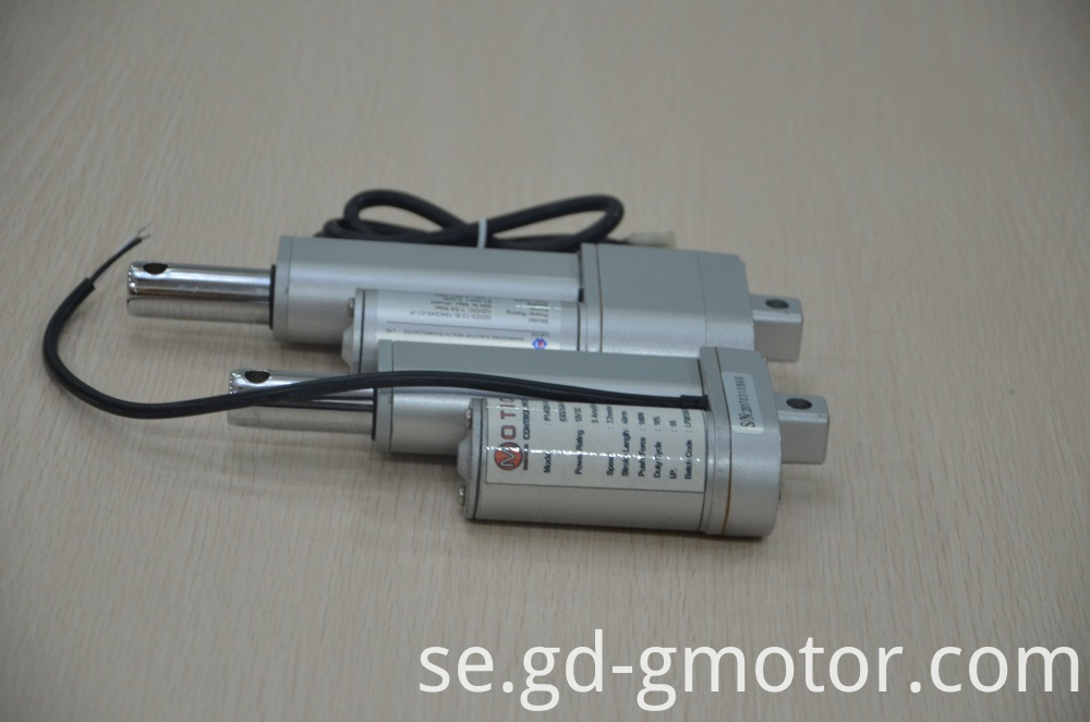 linear actuator 12v