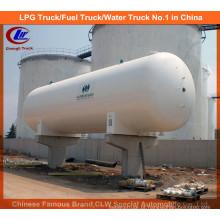 ASME LPG tanque de armazenamento para 25ton 30ton gás tanque de gás