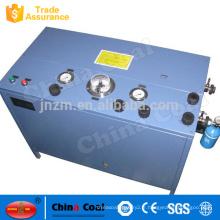 Machine de remplissage d'oxygène pour l'appareil respiratoire