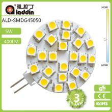 5w 400lm g4 led lamp smd5050