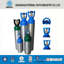 2014 High Pressure Different Sizes Oxygen Gas Cylinder (LWH180-10-15)