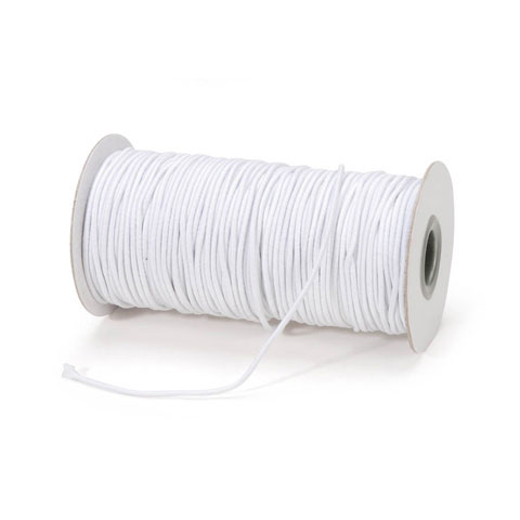 Coiled Elastic Cord