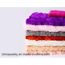 Tecido de pelúcia para quilt PV Fleece