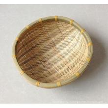 Бамбуковая корзинка высокого качества ручной работы (BC-NB1021)