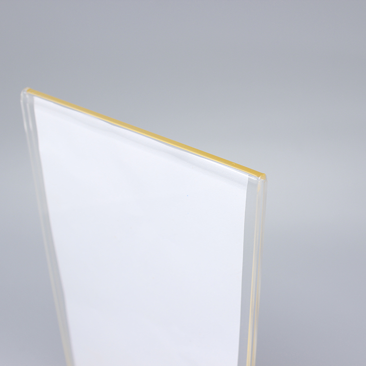 Acrylic Card Display Stands