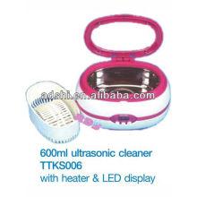 2013 professionnel Nettoyeur ultrasonique haute qualité de 600 ml