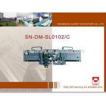Forte resistência do sistema de porta de interferência eletrônica de elevador