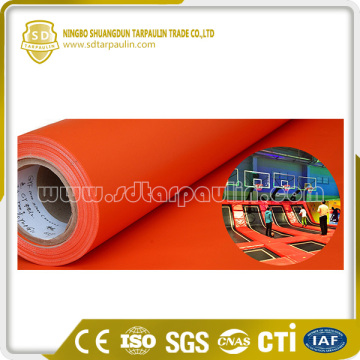 High Carbon Polyester UV protection Trampoline Fabric