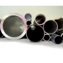 Anodize 6063 round aluminum brazing tube