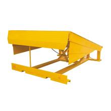 Xilin 6t 8t electric hydraulic pump dock leveler