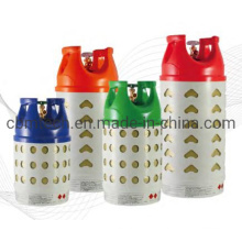 New Type Composite Material LPG Cylinders
