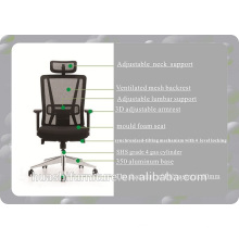 X3-51A-MF upholstered folding chairs