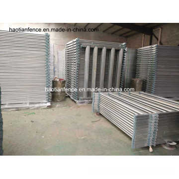80X40mm Oval Pipe Cattle Fence