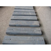 High Cr Blow Bars Wear Resistant Casting , Stainless Steel Casting