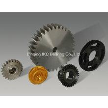 Roue à chaîne de soudage, engrenage, pignon industriel / roue à chaîne