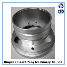 O alumínio anodizado personalizado morre as peças fazendo à máquina de giro do CNC da carcaça