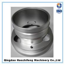 Подгонянный анодированный алюминий заливки формы CNC поворачивая подвергая механической обработке