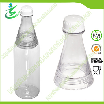 600ml Wholesale Custom Water Bottle with Tritan Material (DB-G1)