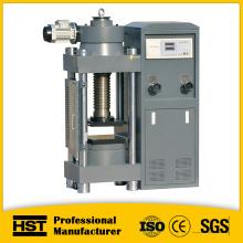 Máquina de prueba de compresión digital de la serie YES 3000D